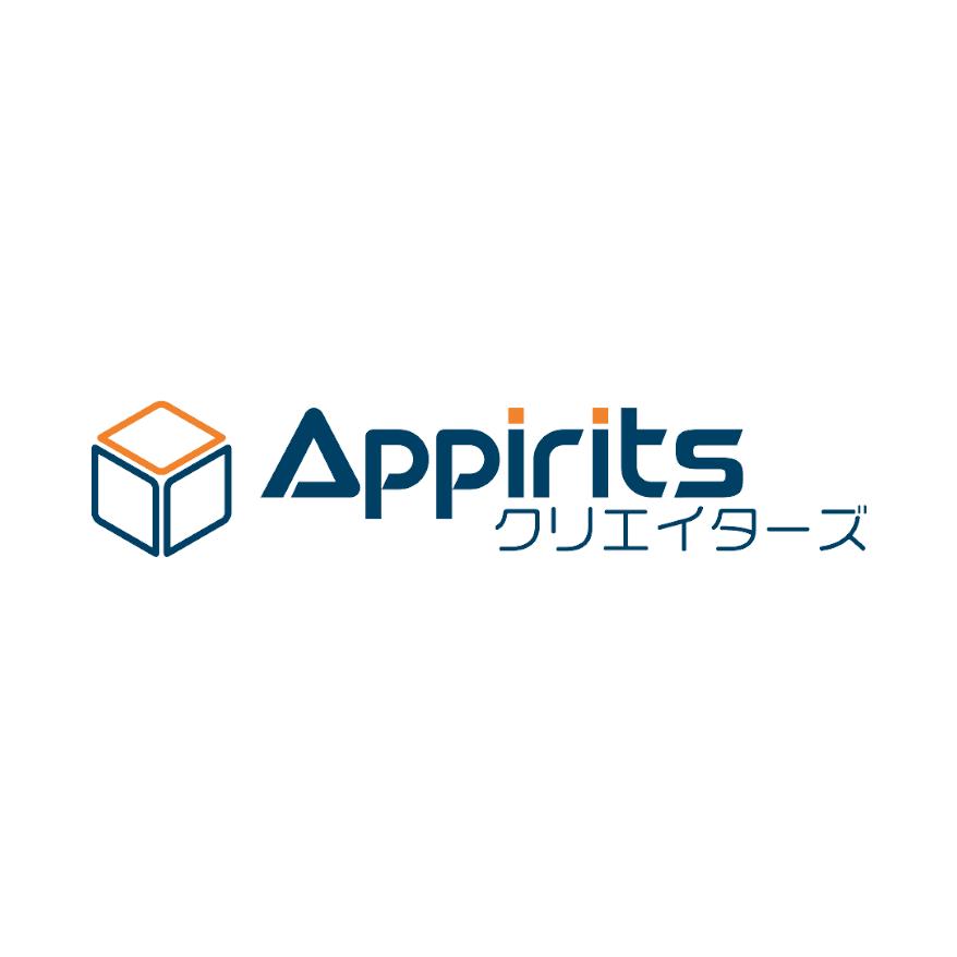 Appiritsクリエイターズのロゴ